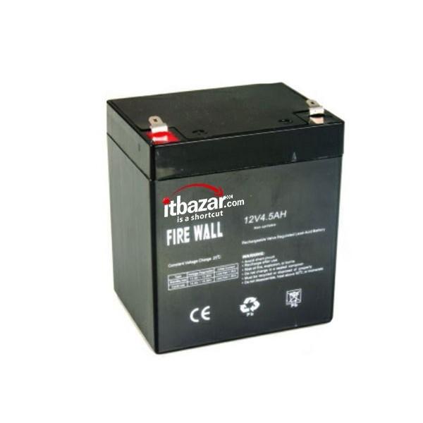 باتری دزدگیر12 ولت 4.5 آمپر
