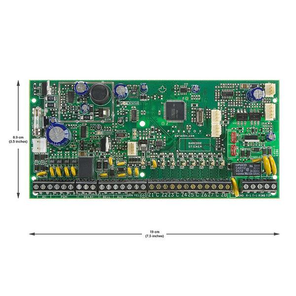 دزدگیر پارادوکس سری اسپکترا مدل SP6000