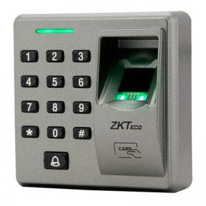 ریدر اثر انگشتی، ZKT مدل T40304