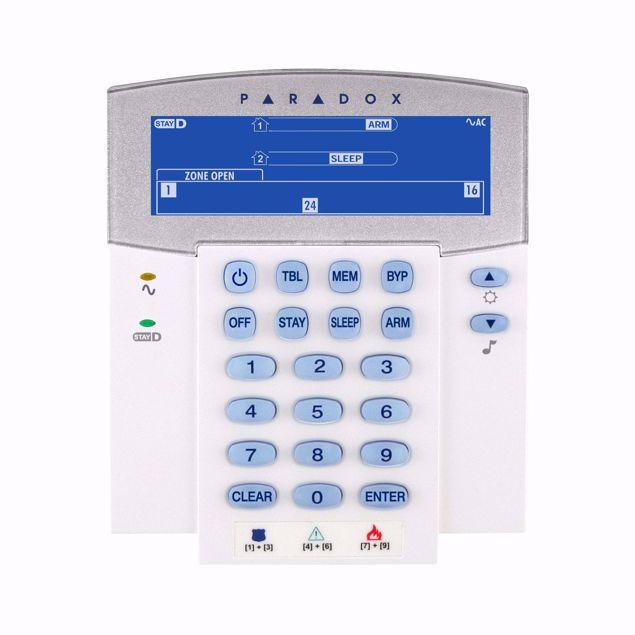 کی پد پارادوکس مدل K32LCD
