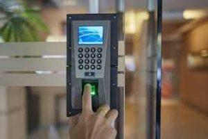 دستگاه کنترل دسترسی ZKT - مدل T-18302