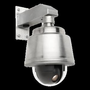 دوربین مداربسته اسپید دام آیپی اکسیس Q6045-S Mk II