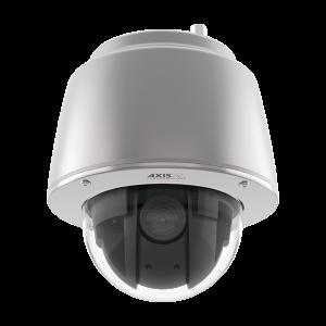دوربین مداربسته اسپید دام آیپی اکسیس Q6055-S