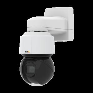 دوربین مداربسته اسپید دام آیپی اکسیس Q6124-E