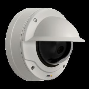 دوربین مداربسته دام آیپی اکسیس Q3505-VE Mk II