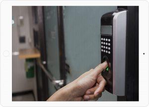 دستگاه کنترل دسترسی ZKT مدل T-11102